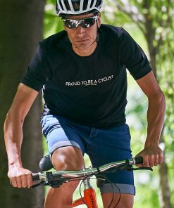 casual cycling tee transparent