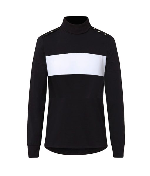casual cycling vintage transparent polo