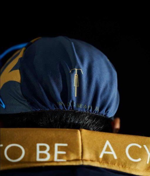 gorra ciclista