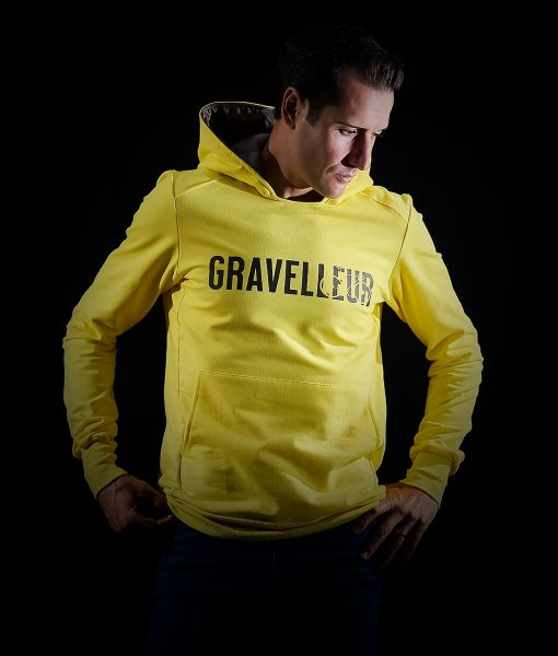 sudadera gravel casual cycling