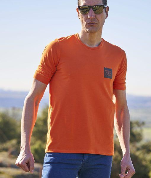 camiseta casual cycling transparent